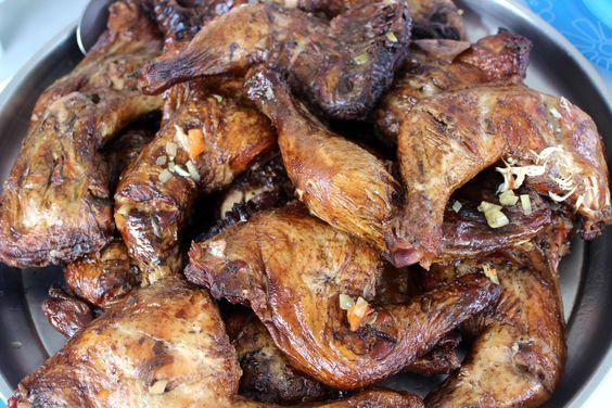 Poulet boucan cuisine antillaise cr ole recettes exotiques pinterest cuisine et poulet - Cuisine martiniquaise facile ...