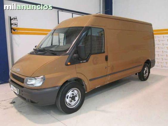 Mil anuncios com ford transit venta de furgonetas de for Muebles segunda mano milanuncios