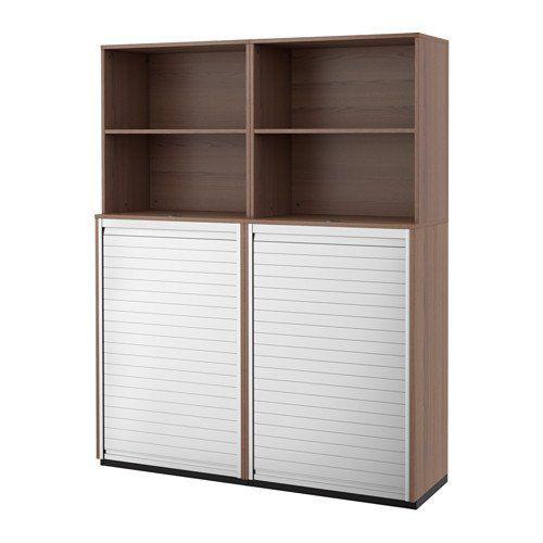 Ikea Storage Combination With Rollfront Gray 63x78 34 202021420171410 Amazon Best Buy Closetorganizer Ikea Storage Ikea Affordable Furniture