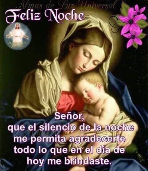 Buenas Noches Buenas Noches Para Descargar Gratis Oracion De