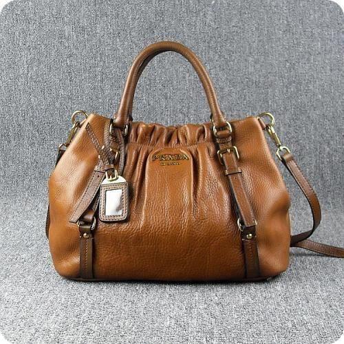 Prada 80043 Genuine Leather Shoulder Handbag Light Brown Vogue Trends Com Pradahandbags Prada Handbags Leather Shoulder Handbags Shoulder Handbags,Top Designer Sneakers 2020