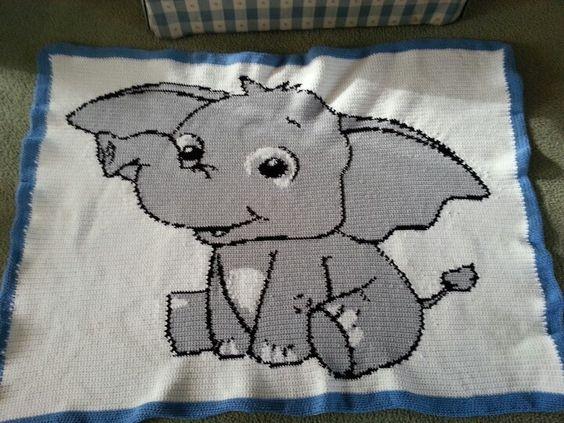 Hand Knit Blanket Diy