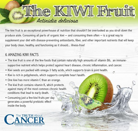 The Incredible Health Benefits of Kiwifruit