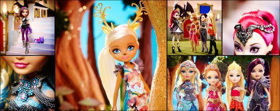 Ever After High - Jogo de Princesas e Vídeos de Contos de Fada para meninas | Ever After High