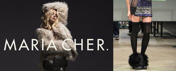Los diseñadores argentinos también adoptaron esta moda. Martín Churba presentó unas botas en negro, mientras que María Cher basa su campaña de Invierno 2011 en torno a abrigos de este estilo.