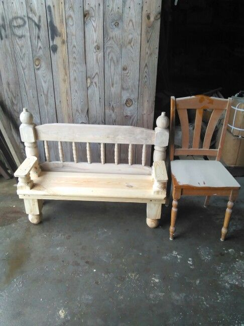 New childs bench im working on