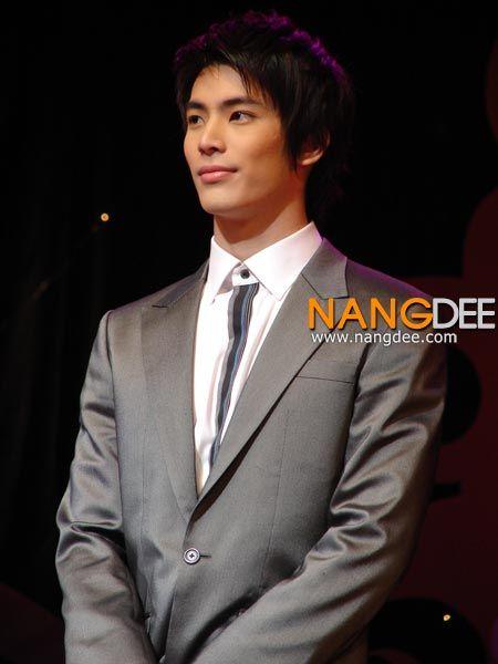 Thailand handsome male star Yuke Songpaisanson (Son