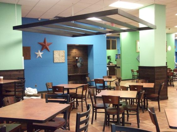 Tejas Mexican Kitchen - New York City, New York.  PCI installed the custom millwork, carpentry, and finishes.    www.pcionesource.com