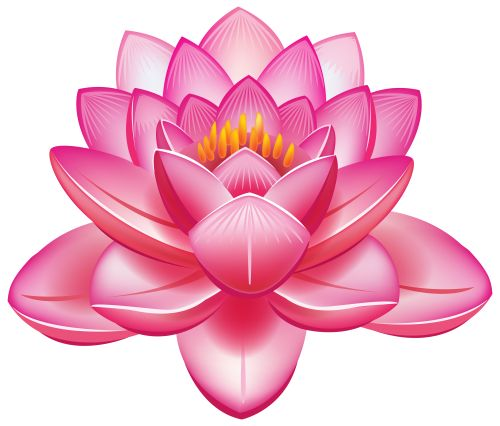 Lotus flower png clipart illustrations pinterest fleurs de lotus lotus et fleur - Fleur de lotus symbole ...