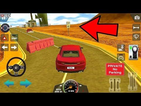 Learning School Driving Simulator Game Desert Car Parking Driver Simulation Android Gameplay 6 O Game Channel Android Ios Gaming Channel About