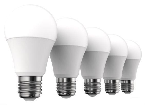 Lots 5 ampoules LED E27 - Arrivages à partir du 19 août 2016