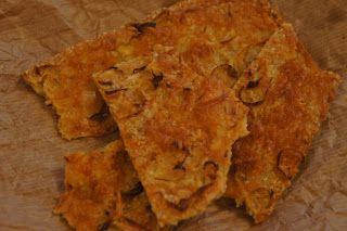 Elmira paleo konyhája: sós tészták