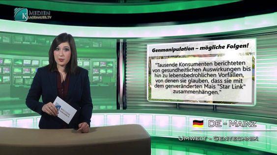 Genmanipulation - mögliche Folgen! (klagemauer.tv)