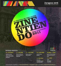 Cartel Zinentiendo 2011 edicion VI: