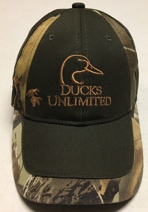 Ducks Unlimited Hat Memphis Tennessee Duck Hunting Cap Promo Camo Waterfowl Tn Ducksunlimited Baseballcap Ducks Unlimited Hats Ducks Unlimited Hunting Caps