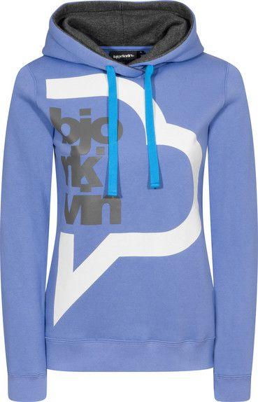 Björkvin Feline Hooded-Sweatshirt lavendel | Titus Onlineshop