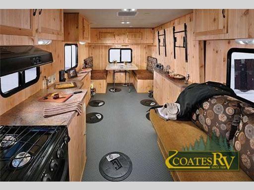 Ice fishing house floor plans | House plan
