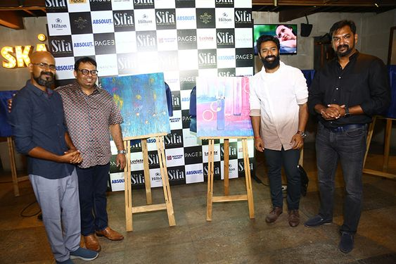 Actors Shanthanu Launched of Nippon Designer Paint Series