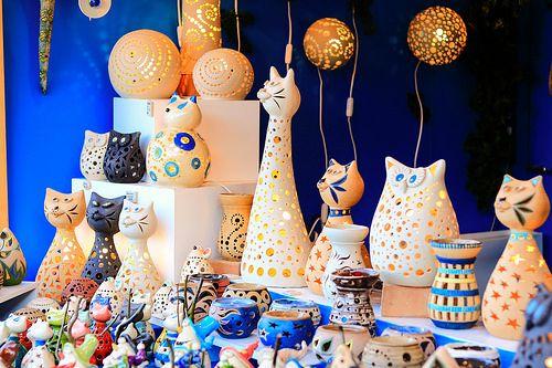 En güzel dekorasyon paylaşımları için Kadinika.com #kadinika #dekorasyon #decoration #woman #women cute kitty lamp