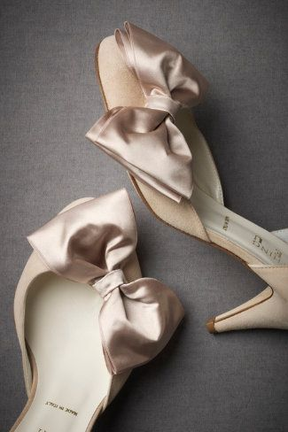 BHLDN has the BEST bridal shoes.