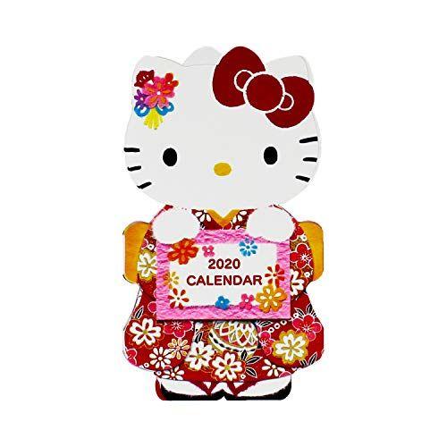 Sanrio Hello Kitty Greeting Card KIMONO Doll Japanese Style Design Japan NEW