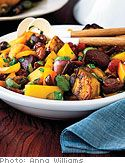 Recipe for Vegetable Tagine, as seen in the September 2006 issue of 'O, The Oprah Magazine.'