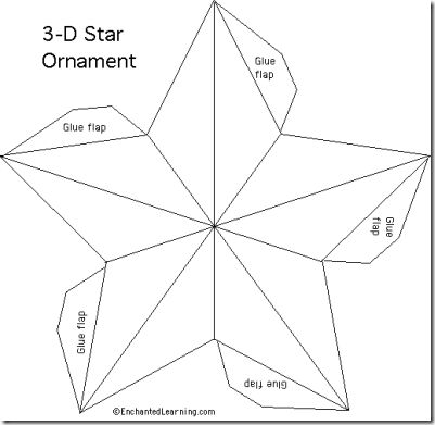 Plantillas Estrellas Para Decorar.Moldes De Estrellas De Fomi Imagui Moldes Estrellas