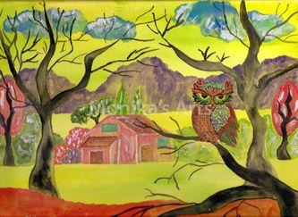 Canvas Art - Monika's Arts