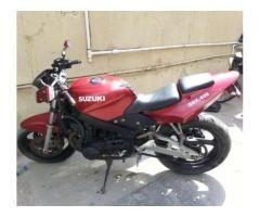 Suzuki Heavy Bike GSF 400 Model 1990 Powerful Engine For Sale In Karachi