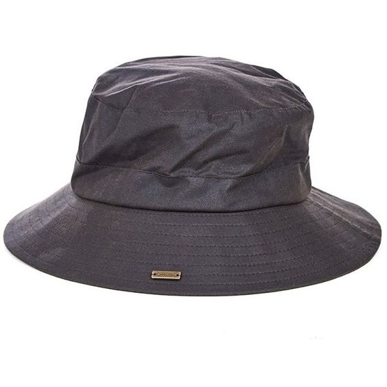 Women's Barbour Wax All Weather Sports Hat - Olive (3.410 RUB) ❤ liked on Polyvore featuring accessories, hats, sports hats, olive green hat, barbour, barbour hat and brimmed hat