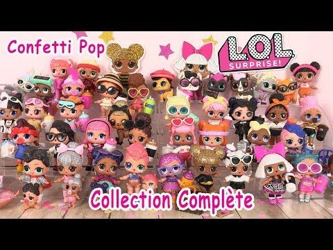 LOL surprise Lil soeurs Eye Spy Series Ball poupées grande soeur filles l.o.l