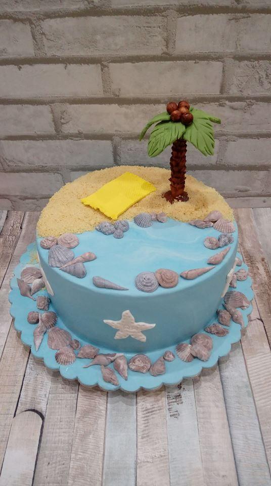 Tort Z Plaza I Palma Cake Desserts Food