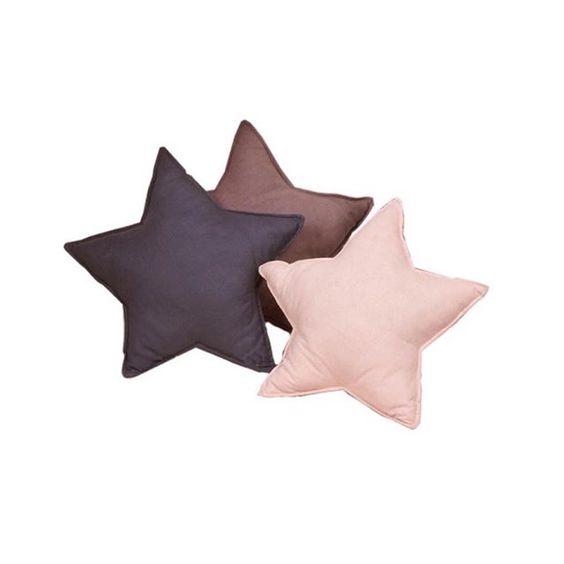 Cojines hand made estrella