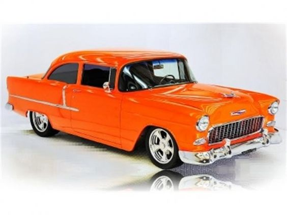 For Sale: 1955 Chevrolet Bel Air for sale in Volo ...