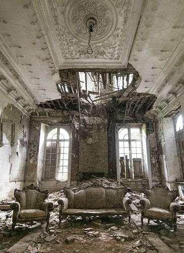 Aestheticisation of Decay | by www.forgottenheritage.co.uk