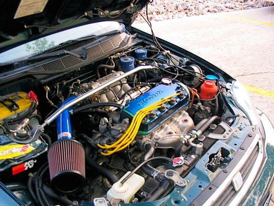 1.6 SOHC Painted Valve Cover (Honda Civic LX) #painted #closeup #sohc  #1.6litre #honda | JDMChat Member Images | Pinterest | Honda Civic, Honda  And Cars