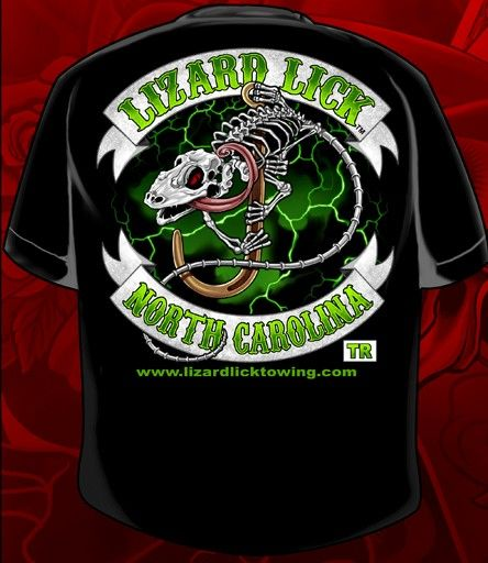 Lizard lick towing recovery anything spend