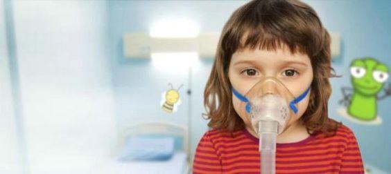 Sufren de asma más de 27 mil niños en el Estado Baja California
