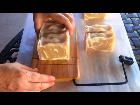 Cutting White Tea & Ginger Soap