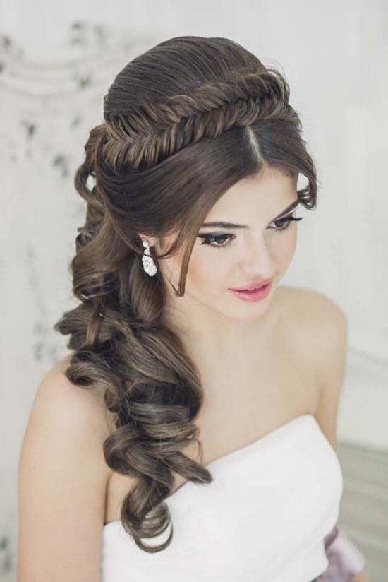 Top 30 Long Wedding Hairstyles For Bride From Art4studio Long