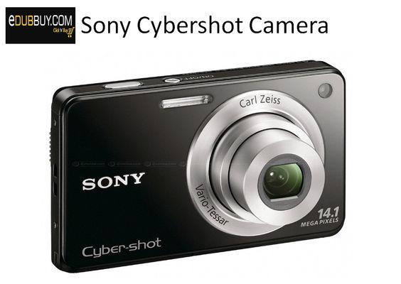 Sony Cybershot Camera Price in Dubai   eDubbuy Sony Cyber Shot DSC ...
