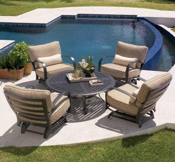 Patio Furniture For Heavy People Hollywood Thing Pool Patio