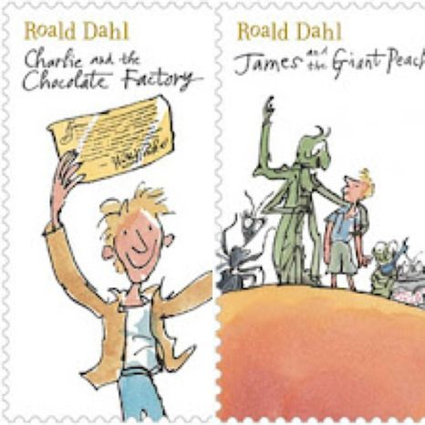 Roald Dahl- pure genius.  Was obsessed with all of his books as a kid and would totally buy them now and read them.