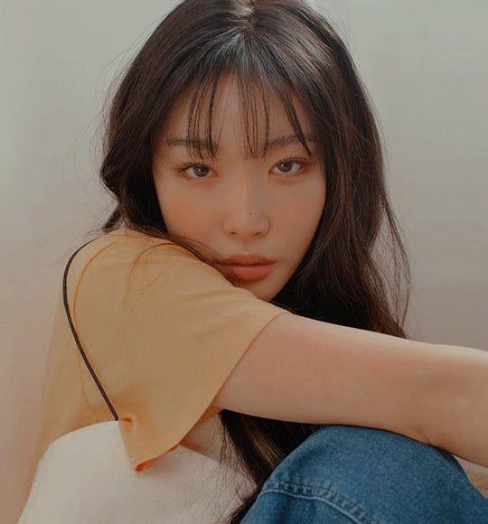 Chung Ha Kpop Solist Aesthetic Kpop Girl Groups Kpop Aesthetic Aesthetic Girl