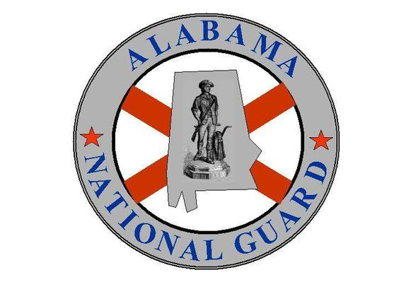 alabama army national guard ribbons