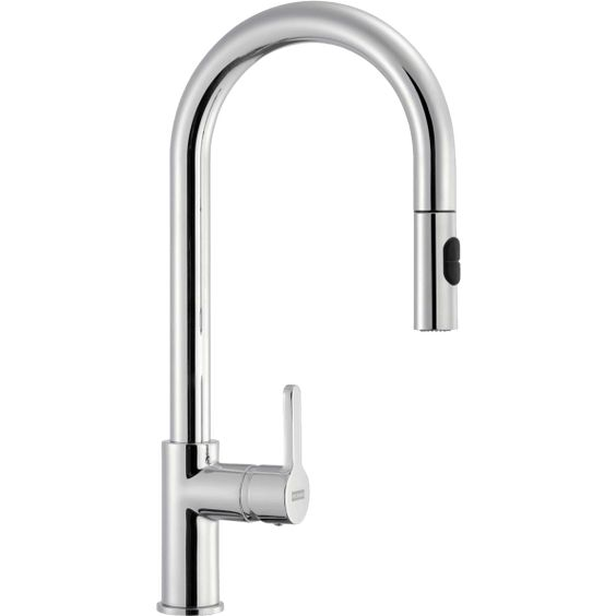 Franke Arena Pull-Out Spray Chrome Kitchen Tap
