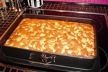 Applecake like Grandma used to make (German)