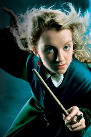 Luna Lovegood! Probably one of my favorite characters :) She's just astounding!