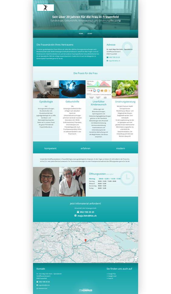 Dr. med. Maja Fehr-Kuhn – Spezialärztin, Frauenfeld, Thurgau, Frauenärztin, Gynäkologie, Geburtshilfe, Unerfüllter Kinderwunsch, Ernährungsberatung