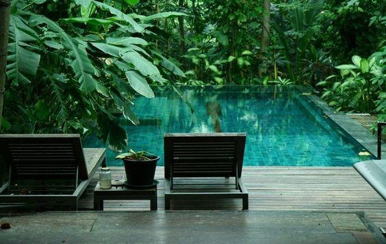 Espacio privado en el jardin?: